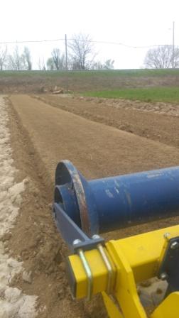 preparazione del terreno